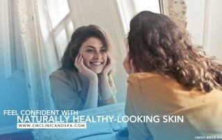 Feel confident with naturally healthy-looking skin