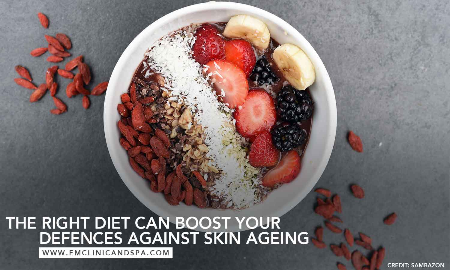 right diet can boost your defences