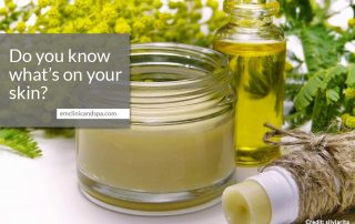 Do you know what's on your skin?