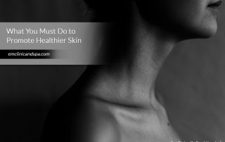Do to Promote Healthier Skin