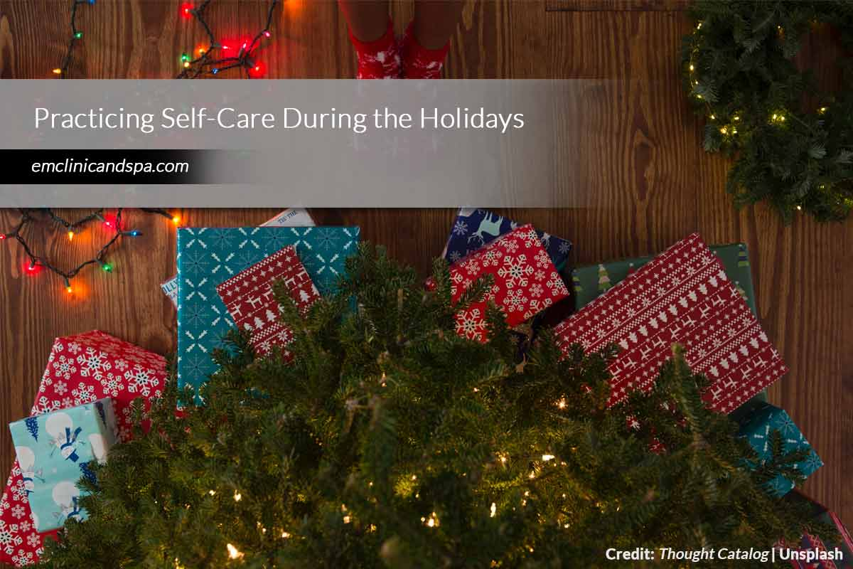 Practicing Self-Care During the Holidays